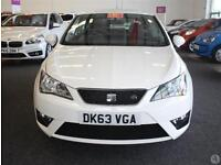 Seat Ibiza Coupe 1.2 TSI FR 3dr 17in Alloys