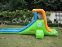 Airflow Inflatable Huge Water Slide