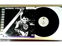 Sonic Youth Mudhoney ‎– Touch Me I'm Sick Halloween, VG, 12 inch single, released ‎in 1989,