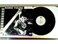 Sonic Youth Mudhoney – Touch Me I'm Sick Halloween, VG, 12 inch single, released in 1989,