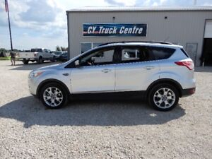 2013 Ford Escape SEL Lthr Roof nav SYNC AWD