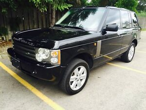 2004 Land Rover Range Rover HSE as is