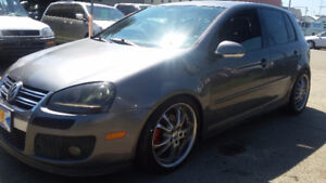 2007 Volkswagen GTI FAST AND FURIOUS CAR COME IN