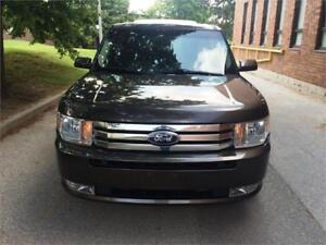 2011 FORD FLEX SEL AWD, AUTO, SUNROOF