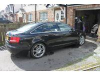 Audi A6 3.0 tdi s-line le mans 2007 price drop for quick sale