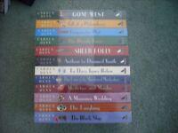 Carola Dunn Daisy Dalrymple mysteries (my mums books but she hasn't read them)