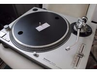 Technics 1200 Mk 2 Turntable - Good Condition. Full Working Order. Never Gigged. 1210