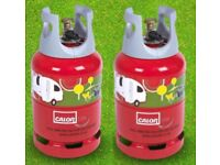 FULL CALOR 6KG x 2 Bottles Only £75.00