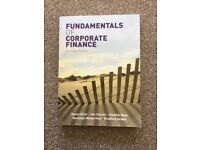 Fundamentals of Corporate Finance Textbook