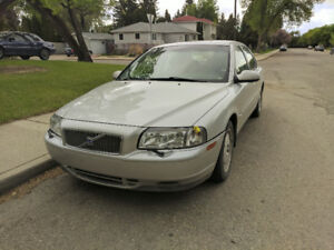 Priced to sell!!! 2002 Volvo S80 Sedan
