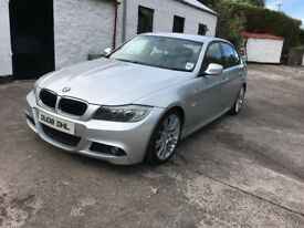 BMW 320 M Sport, Full leather, excellent condition 09' £3799 ono