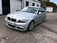 BMW 320 M Sport, Full leather, excellent condition 09'