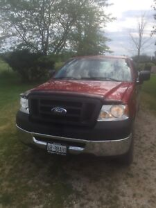 08 Ford F-150 xl 4.2 2wd manual