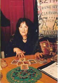 Tarot Readings, Rune Readings, Palm Readings, Crystal Healing, Tarot Lessons, Rune Sets , Psychic