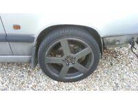 Volvo t5r 18 pegusas wheels stud pattern 5x108.