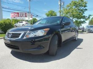 2009 Honda Berline Accord EX/65$ HEBDOMADAIRE 1-855-981-4366