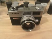 Canon QL17 Film Camera