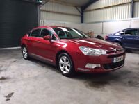 08 Reg Citroen c5 vtr + 2.0 hdi excellent condition fsh guaranteed cheapest in country