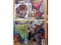 Spiderman Comics