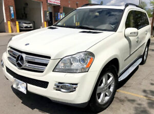 2008 GL450 4MATIC, NAVI, DVD ,BACKUP CAMERA,7 SEATER, SAFETY
