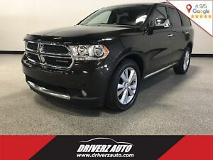 2012 Dodge Durango Crew Plus