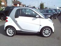 2012 Smart Fortwo Coupe PURE 61 MHD AUTO 2 door Coupe