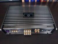 Bass Face SQ4.1 2000W 4 Channel Amplifier + Bass Face SQC.1 DSP Amplifier Control Unit - Brand New