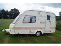 Avondale 2 Berth Caravan - with extras - ideal starter van