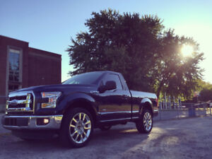 22X9 F150 Harley Davidson with Tires!