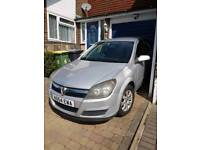 2004 Vauxhall Astra Silver 1.6l