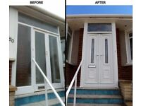 Experienced, skilled and professional windows & doors suppliers & fitters.