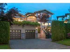 5 bdr house for rent, North Vancouver, 1 year (North Vancouver)