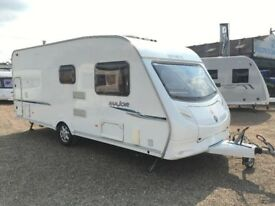 Lightweight, great condition, 6 birth 'Sprite Major' 2006 caravan