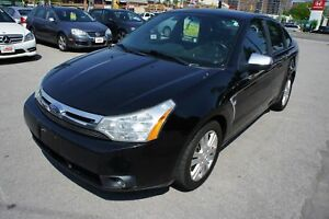 2009 Ford Focus SEL   Leather SEAT   Sunroof   Power Group  