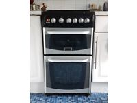 All gas free standing cooker