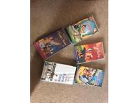 Disney VHS video + another