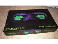 Atmosfear 'The Harbingers' 1994 VHS boardgame