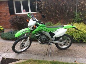 2007 Kawasaki Klx450r
