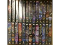 STAR TREK COLLECTIONS VOYAGER DEEP SPACE NINE NEXT GENERATION VHS