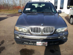 2004 BMW X5 3.0 SUV, Crossover