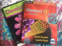 AS chemistry ocr textbooks