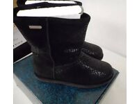 Genuine Emu Boots