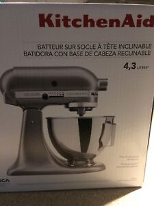 Batteur sur Socle Kitchen Aid