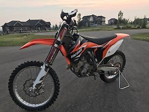 KTM 350cc 2013 - upgrades