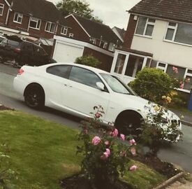 BMW 3 series coupe 320d Msport *updated*