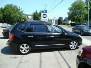 2009 KIA Rondo EX  CUIR TOIT 7 PASSAGERS