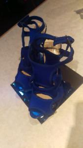 Fashion footwear!