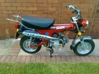 Honda 90 dax copy