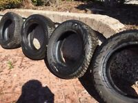 Winter Tyres, Only used ONE SEASON