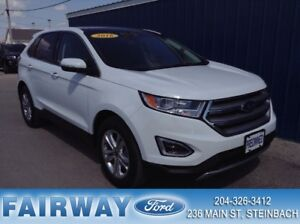 2016 Ford Edge SEL - AWD Lthr*Pano Roof*Navi